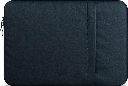 Túi chống sốc Macbook Air, Macbook Pro, Laptop kèm ngăn phụ đứng