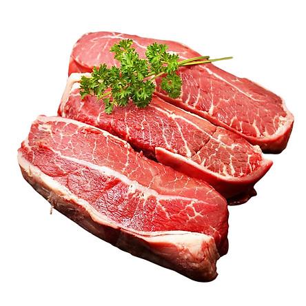 [Chỉ Giao HCM] - Lõi Nạc Vai Bò Mỹ Beefsteak 1kg