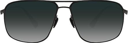 Xiaomi Mijia TS Sunglasses Pro TYJ03TS Luxury Brand Vintage Optical Sun Glass Men Nylon Sunglasses Fashion Retro Shiny - Grey