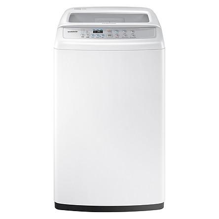 Máy Giặt Cửa Trên SamSung WA72H4000SW (7.2kg) - Trắng - Hàng Chính Hãng