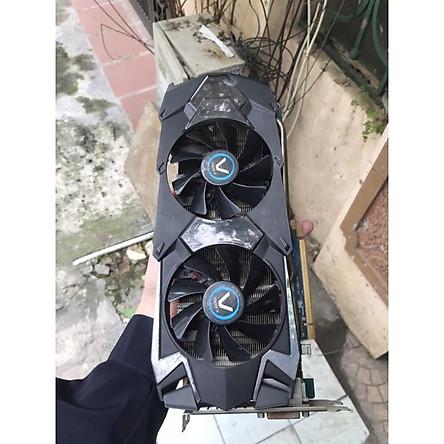 Vga R9 280X 3G VaporX bản hai quạt đã qua sử dụng còn dùng tốt