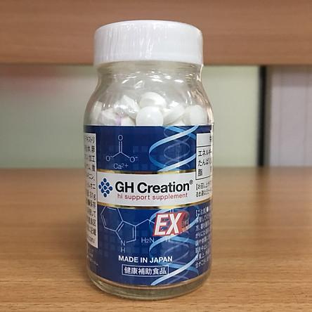 Viên uống tăng chiều cao GH Creation EX Nhật Bản - 270 viên