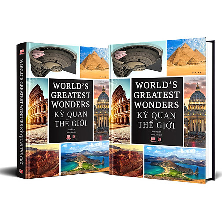 Sách - Kỳ Quan Thế Giới - World's Greatest Wonder