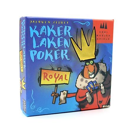 Board Game Bài Nói Dối Kakerlaken Royal - Phiên Bản Hoàng Gia Đặc Biệt |  tomcitymall | Tiki