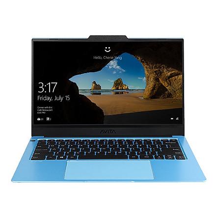 Combo Laptop AVITA LIBER V 14 màu thiên thần xanh + Balo - Hàng chính hãng
