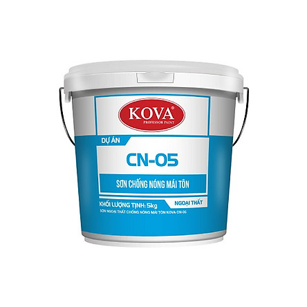 Sơn chống nóng Kova CN05 18 lít