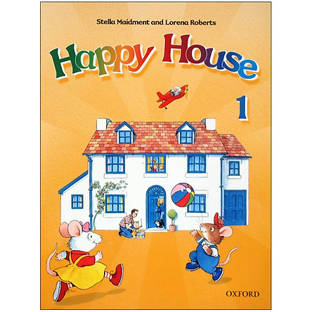 Happy House: Class Book Level 1