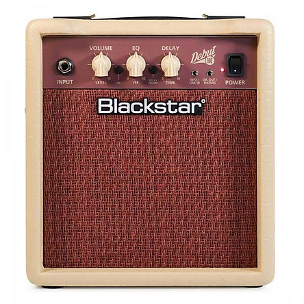 (Chính hãng Blackstar) Electric Amplifier BLACKSTAR Debut series 10E 10Watts BA198010