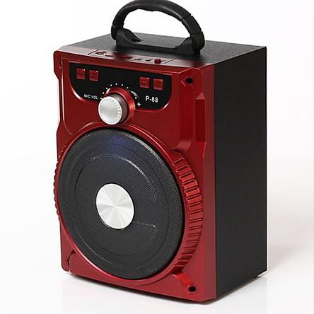 Loa Karaoke Bluetooth P88-P89 (Kèm Mic)