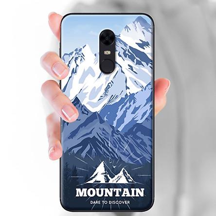 Ốp lưng dành cho Xiaomi Redmi 5  mẫu Núi