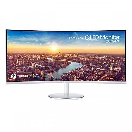 Màn Hình Cong Samsung LC34J791WTEXXV 34inch WQHD 4ms 100Hz AMD FreeSync VA - Hàng Chính Hãng
