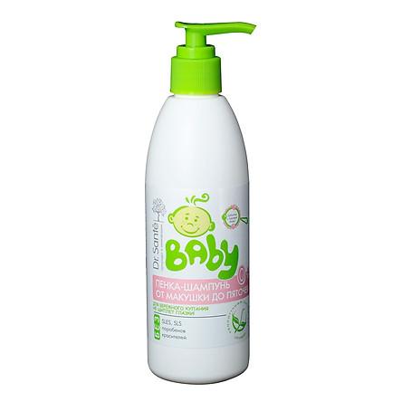 Sữa dưỡng thể trẻ em Dr.Sante Baby 300ml