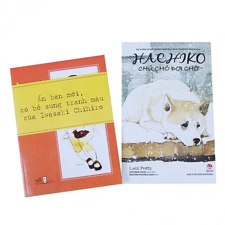 Combo Hachiko - Chú chó đợi chờ + Totochan- Cô bé bên cửa sổ