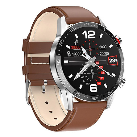 L13 Smart Watch Men IP68 Waterproof ECG PPG Bluetooth Call Notification Reminder