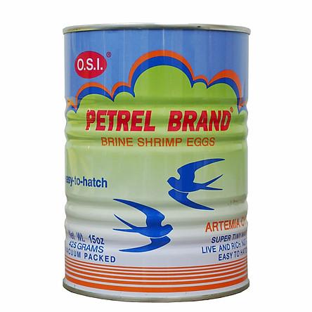 ARTEMIA PETREL O.S.I VÒNG ĐỎ - Thức ăn cho cá, tôm cảnh