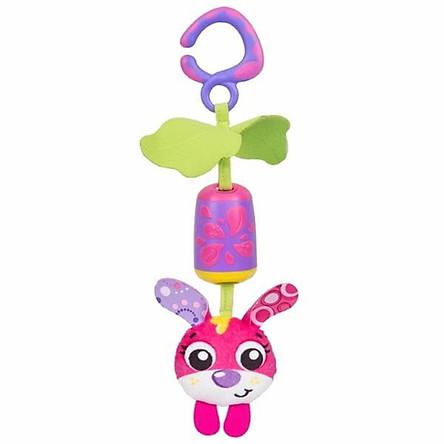 Thỏ bông đeo lục lạc Playgro