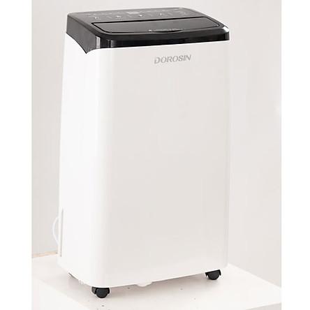 Máy hút ẩm gia dụng chính hãng Dorosin 616C (40m2)/Công suất hút ẩm 16 lít /ngày - Cảm biến điện tử thông minh - Độ ồn thấp