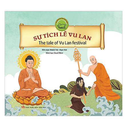 Cổ Tích Việt Nam Song Ngữ : Sự Tích Lễ Vu Lan