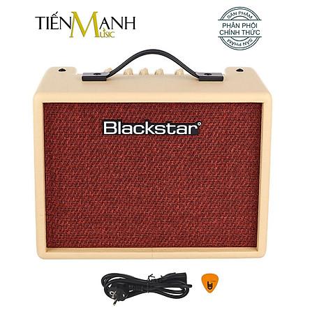 Amply Guitar Điện Blackstar Debut 15E (15W) Ampli Đàn Electric Solo Mono Practice Combo Amplifier BA198012 Hàng Chính Hãng - Kèm Móng Gẩy DreamMaker