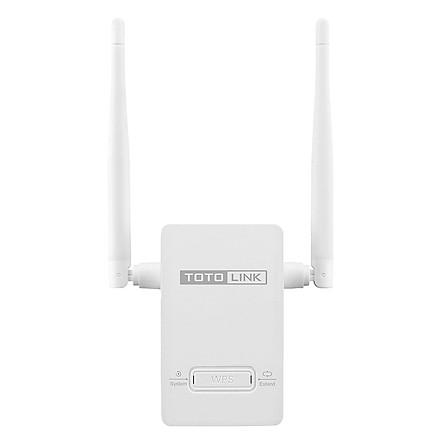 Bộ Kích Sóng Wifi Repeater 300Mbps Totolink EX200 - Hàng Chính Hãng