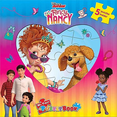 Disney Fancy Nancy My First Puzzle Book