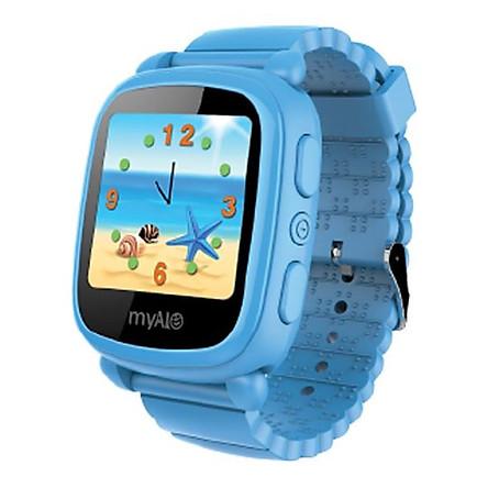 Đồng hồ thông minh trẻ em myAlo KS62w, hàng cao cấp chính hãng với giao diện tiếng Việt, gọi điện và nhắn tin 2 chiều, liên lạc khẩn cấp SOS và định vị chính xác bằng GPS/LBS/Wifi