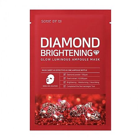 Mặt Nạ Dưỡng Trắng Da Some By Mi Diamond Brightening Sheet Mask 25g