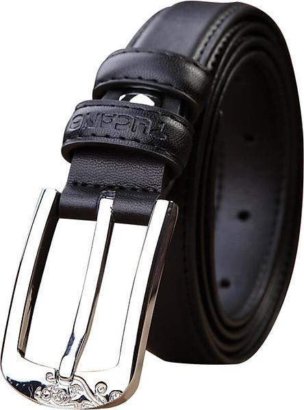 Woodpecker (TUCANO) ladies belt fashion trend women's pin buckle leather waist belt WDB0781A-88W3 beige