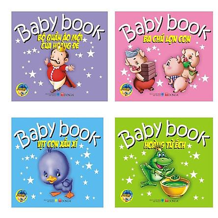 Baby Book - Chúc Bé Ngủ Ngon