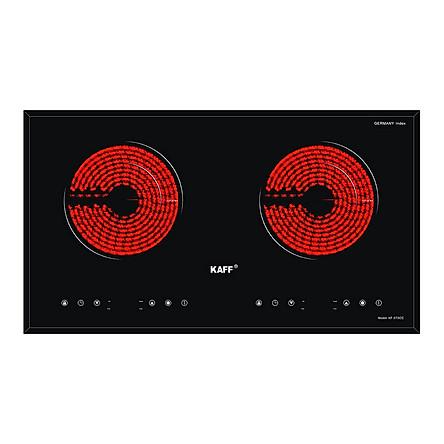 Bếp hồng ngoại đôi KAFF KF-073CC - Hàng chính hãng