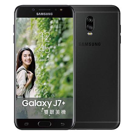 Điện Thoại Samsung Galaxy J7 Plus 32GB - Quốc Tế - Đen