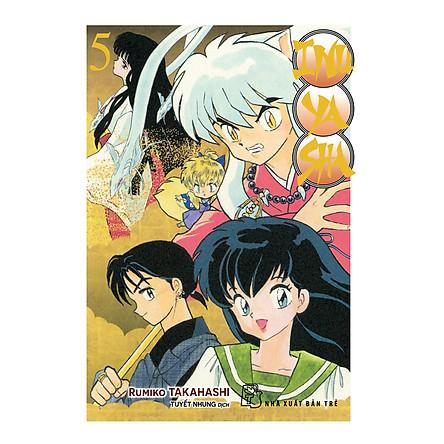 Inuyasha -Tập 5 (Bản Đặc Biệt)