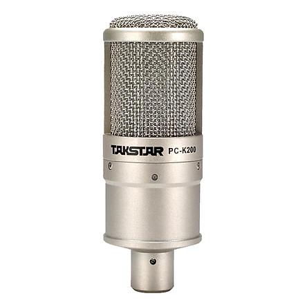 Micro Hát Karaoke Online Takstar PC-K200 (Mic)  - Hàng Chính Hãng