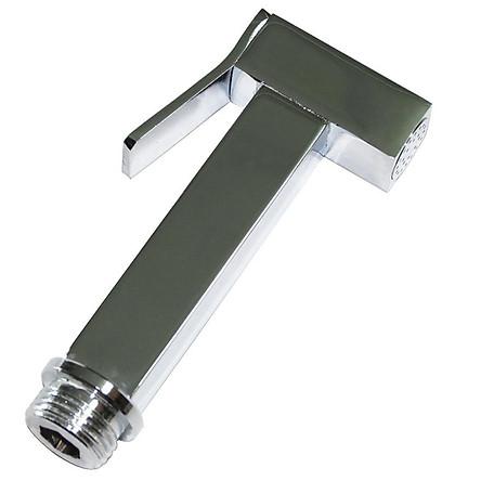 Tay xịt vệ sinh đồng vuông Eurolife EL-H-X03 (Trắng bạc)