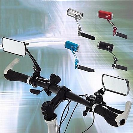 Gương chiếu hậu cho xe đạp, Gương phản xạ Ống kính an toàn cho xe đạp