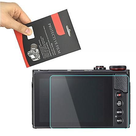 Miếng dán màn hình cường lực cho máy ảnh Canon G7X G9X G5X G7XIII G9XII