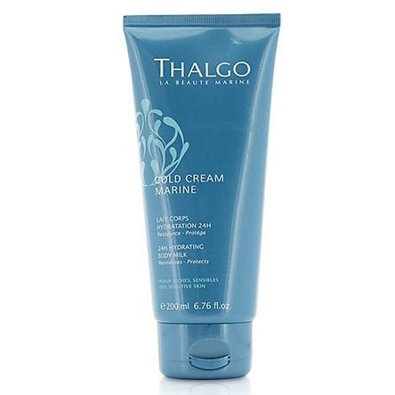 Sữa dưỡng thể Thalgo 24H Hydrating Body Milk 200ml