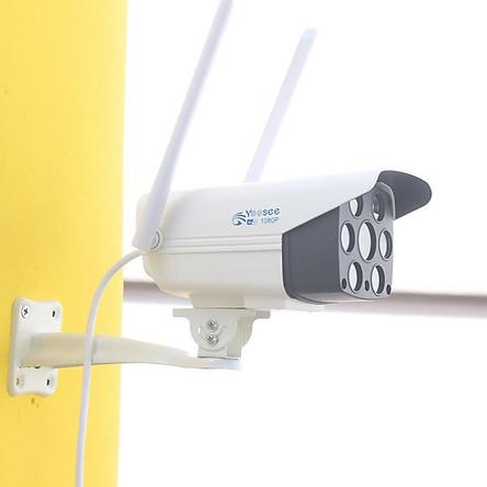 Camera IP Wifi Ngoài Trời Yoosee 1080P - Ban Đêm Có Màu - Đàm Thoại 2 Chiều - Hàng Nhập Khẩu