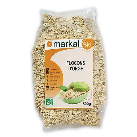 Ý dĩ cán dẹp hữu cơ Markal 500g