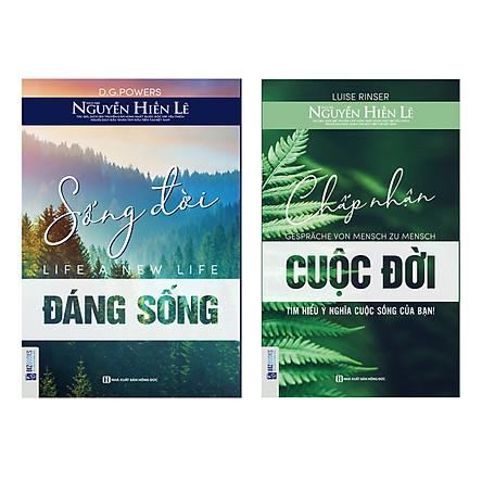 Combo Sống Đời Đáng Sống - Tủ Sách Nguyễn Hiến Lê
