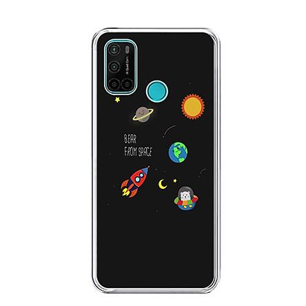 Ốp lưng dẻo cho điện thoại VSMART JOY 4 - 0510 SPACE06 - Hàng Chính Hãng