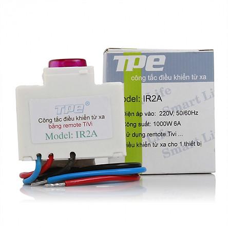 Công tắc điều khiển từ xa TPE IR2A