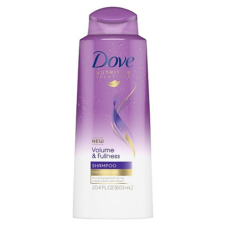 Dầu Gội Dove Nutritive Solutions Volume & Fullness 603ml
