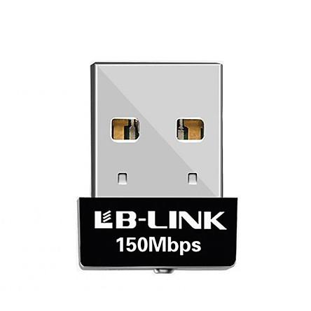 USB Thu Wifi LB-LINK BL-WN151 Nano - Hàng chính hãng