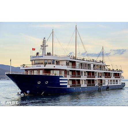 Tour Ngắm Hoàng Hôn Trên Du Thuyền 5 Sao Nha Trang