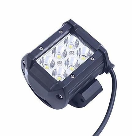 Đèn pha led trợ sáng C6 gắn xe máy 206362 + Tặng 1 khăn lau đa năng