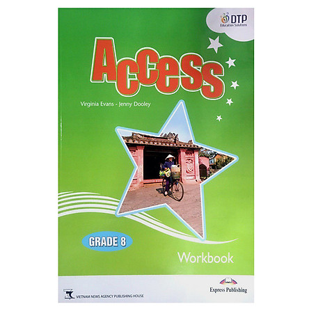 Access Grade 8 Workbook