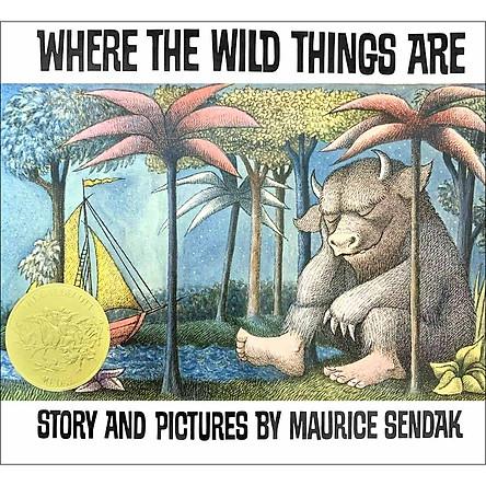 Where The Wild Things Are (Winner of the Caldecott Medal)