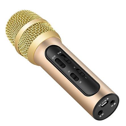 Micro C11 thu âm live stream loại cao cấp kèm tai phone ( màu ngẫu nhiên )