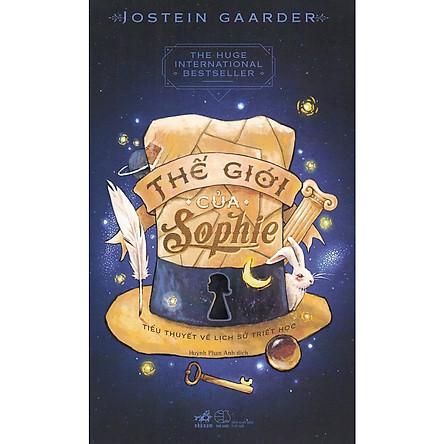 Một cuốn sách kinh điển về trết học nhưng không hề khô khan: Thế giới của Sophie